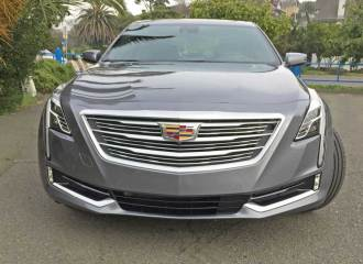 Cadillac-CT6-Nose