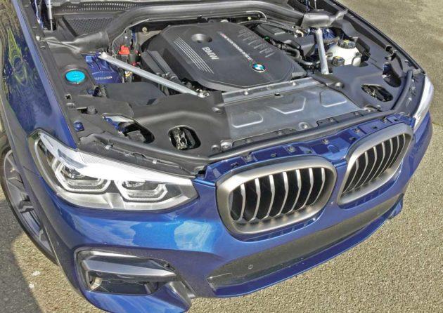 BMW-X3-M40i-Eng