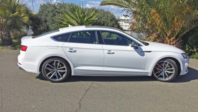Audi S5 Sportback RSD