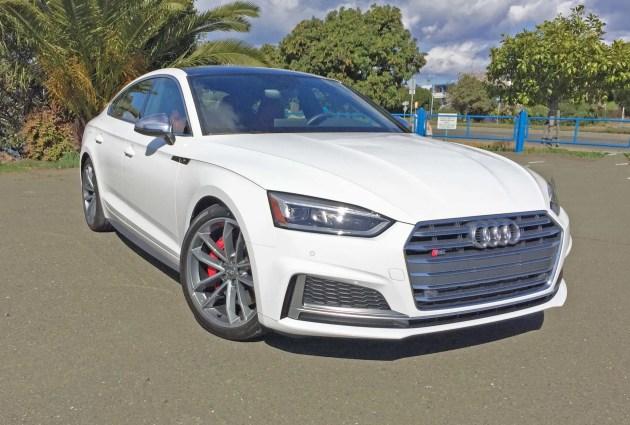 Audi S5 Sportback RSF