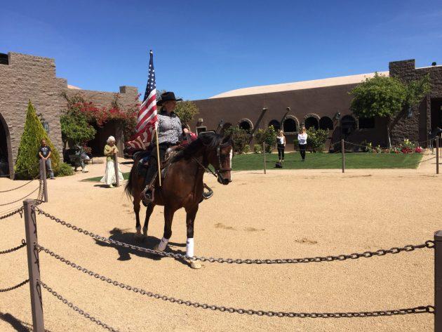 Arabian Equestrian Exhibition