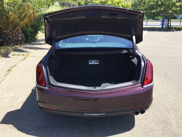Cadillac CT6 PHEV Trnk