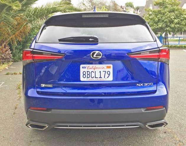 Lexus-NX-300-F-Sport-Tail