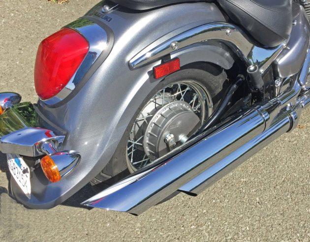 Suzuki Blvd C50 RWhl