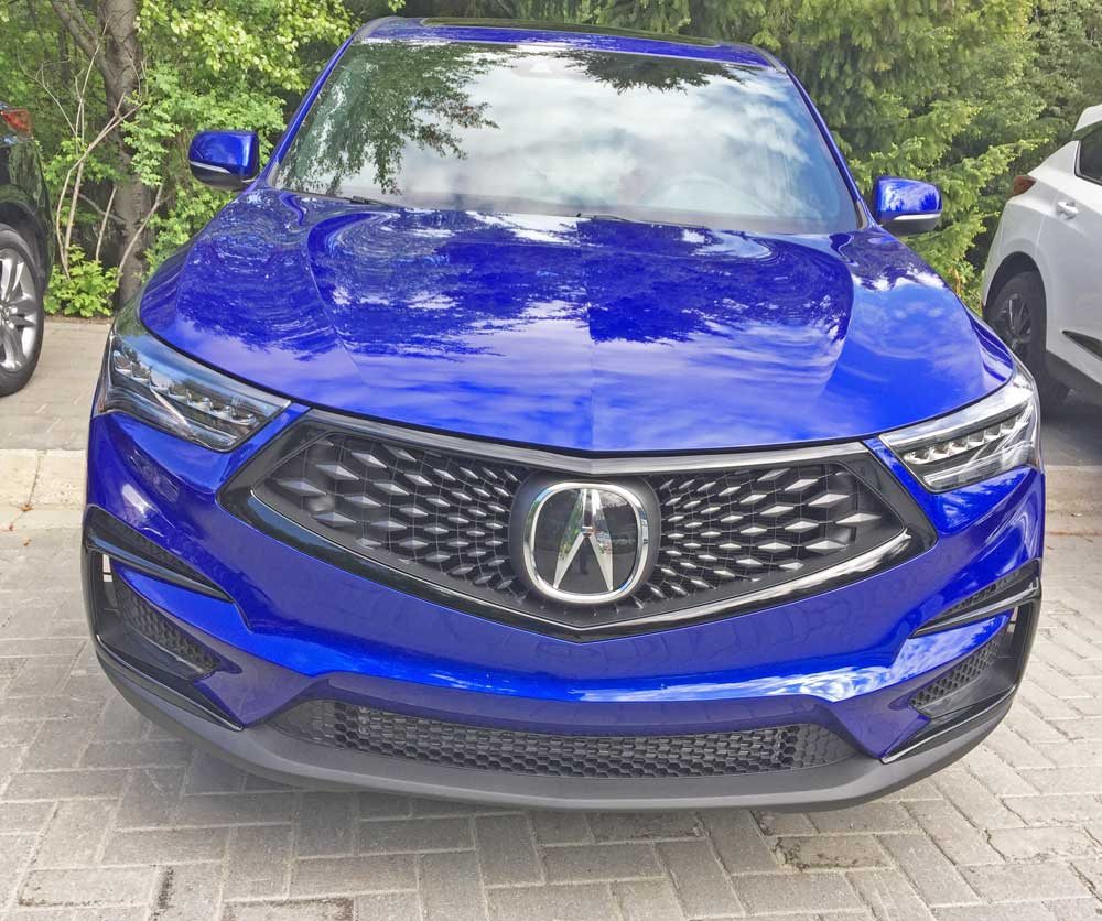 2019 Acura RDX A-Spec Test Drive