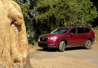2019 Subaru Ascent Test Drive