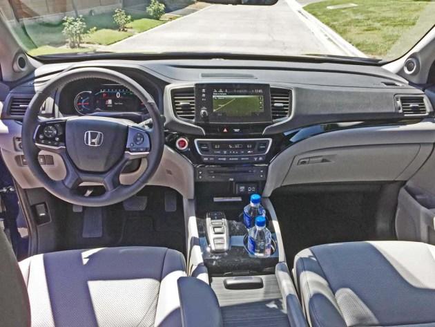 Honda-Pilot-Elite-Dsh