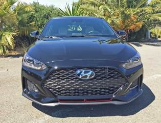 2019 Hyundai Veloster Turbo Ultimate Test Drive