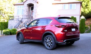 2018 Mazda CX-5 Test Drive