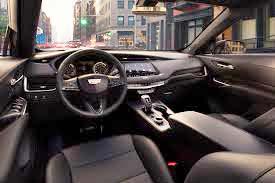 Cadillac XT4 Dsh