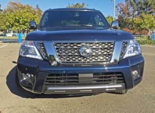 2019 Nissan Armada Platinum Reserve 4WD Test Drive