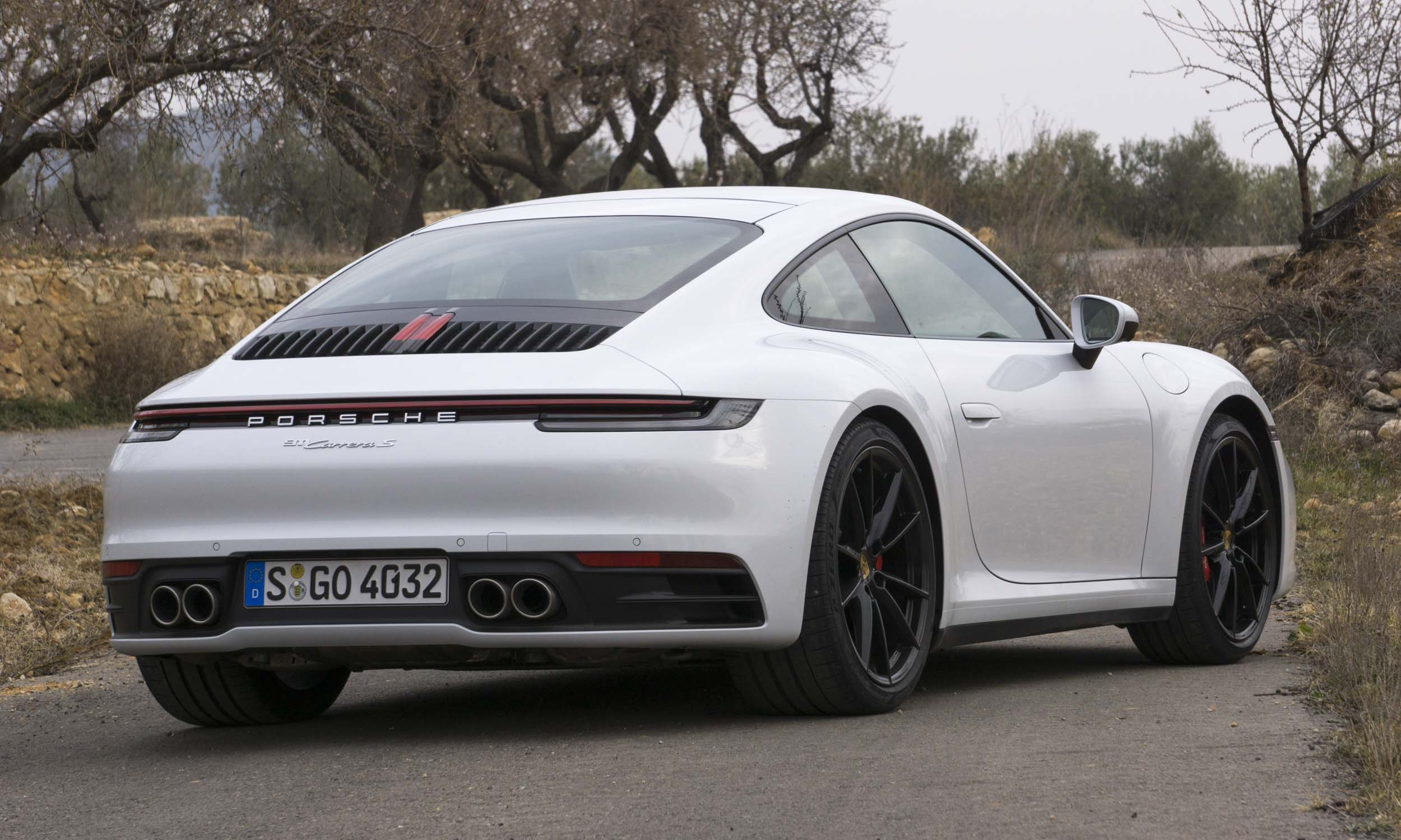 2020 porsche 911 first drive review