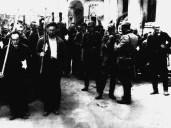 Εβραίοι στο γκέττο του Μογκιλιόλ κάπυ μεταξύ 1941 και 1943