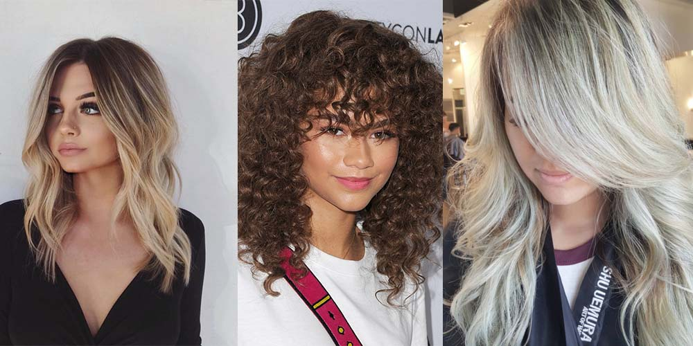 4 TRENDY AND MODERN HAIRSTYLES FOR WOMEN IN 2019