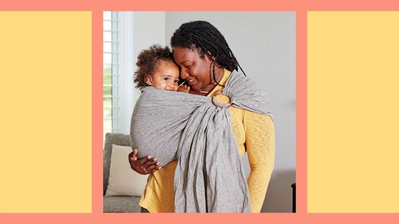 7 babywearing tips for beginners