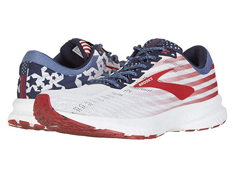 brooks patriotic shoes 2018