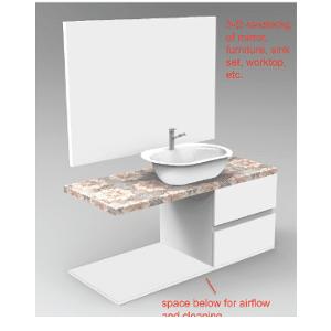 bathroom design details
