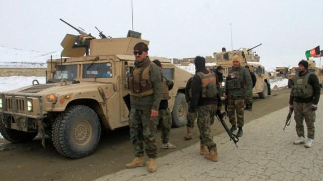 अमेरिकी सेनाको विमान दुर्घटना : आफुले खसालेको तालिवानको दाबी