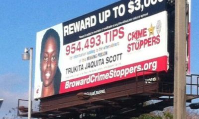 Trukita Scott Missing