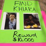 Khiara Henry Missing