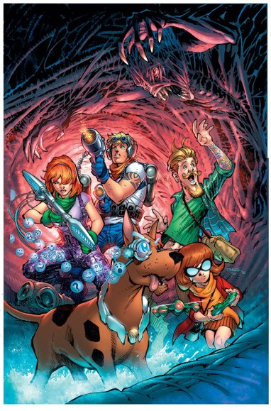 Scooby Doo: Apocalypse, - Where our favourite mystery hunters take on real monsters instead of creepy old men wearing masks. Check the new character designs including the most standout one: Shaggy's new East London design.