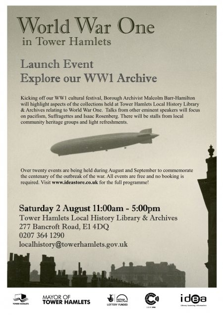 WW1 launch