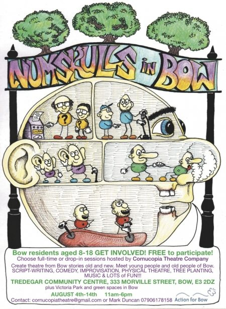POSTER - NUMSKULLS IN BOW1