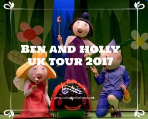 Ben and Holly's Little Kingdom UK tour 2017