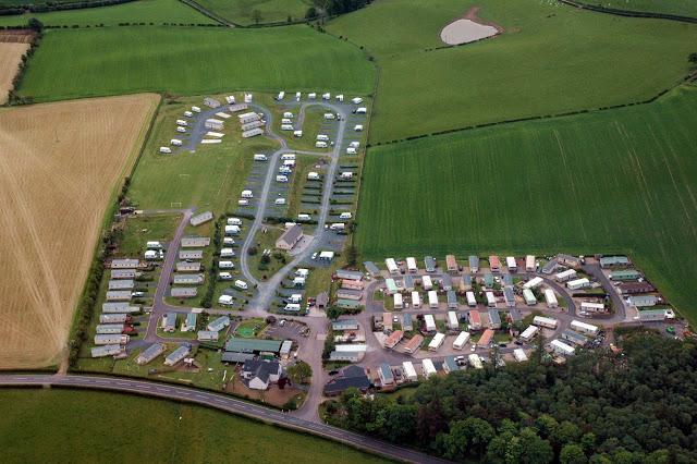 The Ranch Holiday park - South Ayrshire. Photo