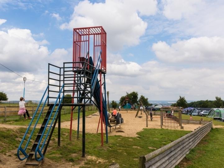 Golden Square Caravan Park Playground Photo