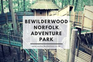 BeWILDerwood | Norfolk Adventure Park | A Unique Day Out