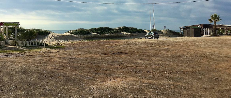 Praia da Cabeco.