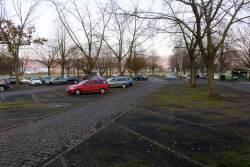 Maria Laach car park.