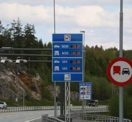 European Toll Roads Motorhome
