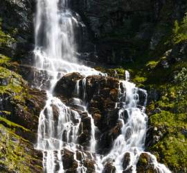 Waterfall, Old Voss Road