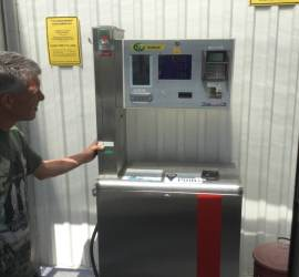 Motorhome Fuel LPG Filling Stations