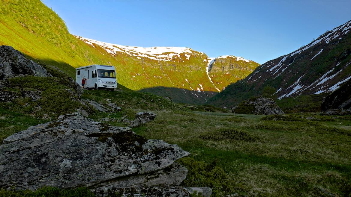 Wild Camping in Europe