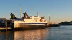 Ferry Bodo to Moskenes