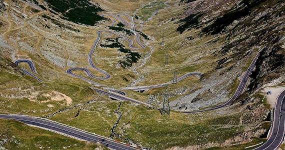 The Transfagarasan Highway