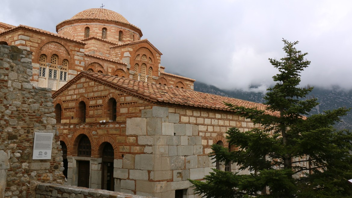 The Secret Lives of Greek Monks, a 1000 years of History