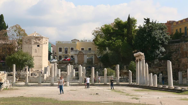 Roman Agora & Tower of Winds