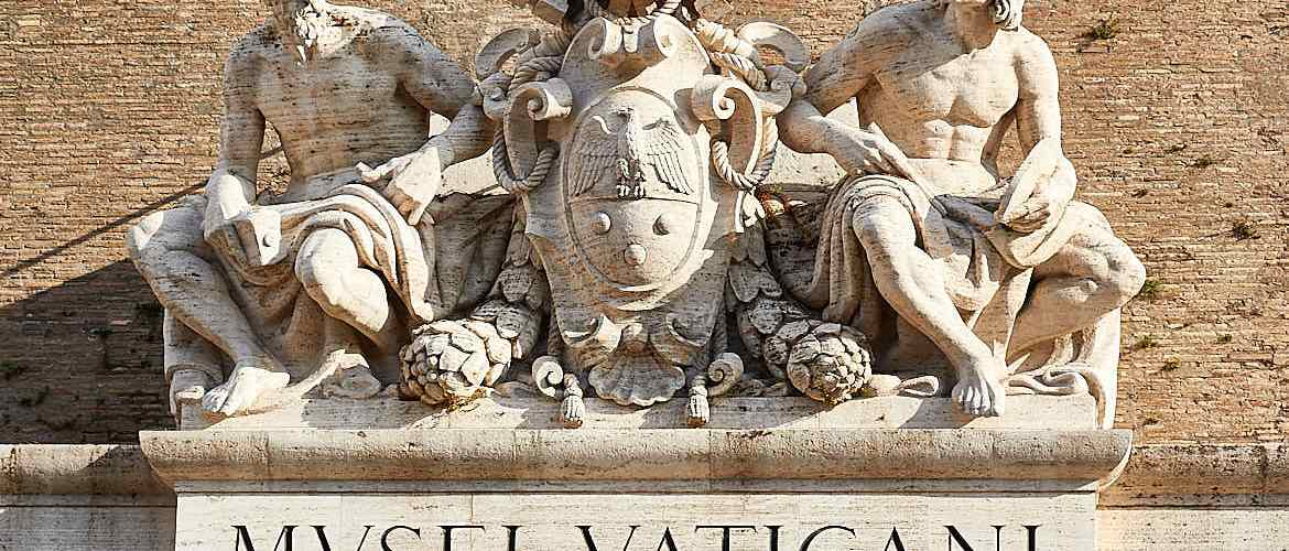 A Plethora of Awe Inspiring Pieces, The Vatican