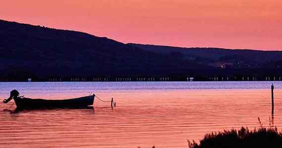 Marceddi Lagoon