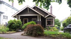 Seattle Craftsman bungalow