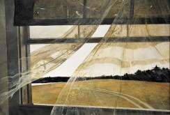 Wind from the Sea [A. Wyeth, 1947]