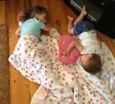 """Let's take a nap together!"""