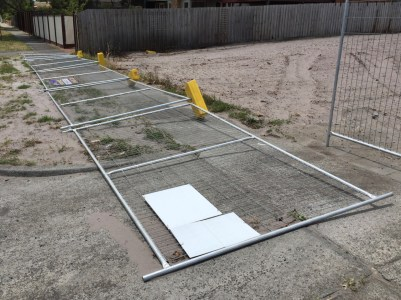 fence collapse - 1