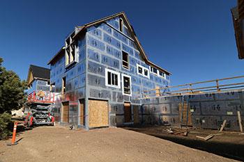 East Campus construction Feb. 2017
