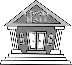 Image result for town halls