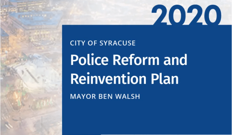 Common Council Approves Syracuse Police Reform & Reinvention Plan